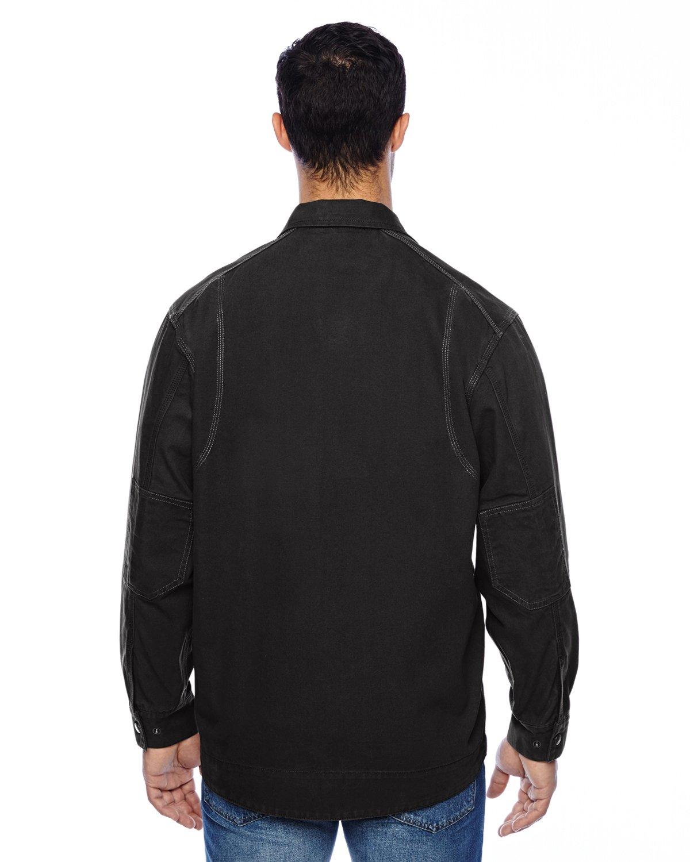 Mens Trail Jacket BLACK M