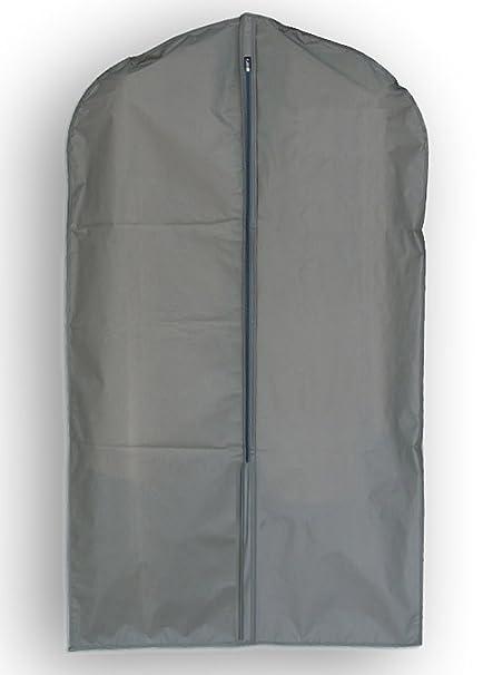861a83fd293 Zip Up Hanging Suit Dress Coat Garment Bag Clothes Cover Protector Travel