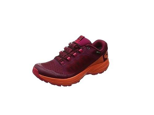 Salomon XA Elevate GTX W, Zapatillas de Atletismo para Mujer, Rojo (Beet Red