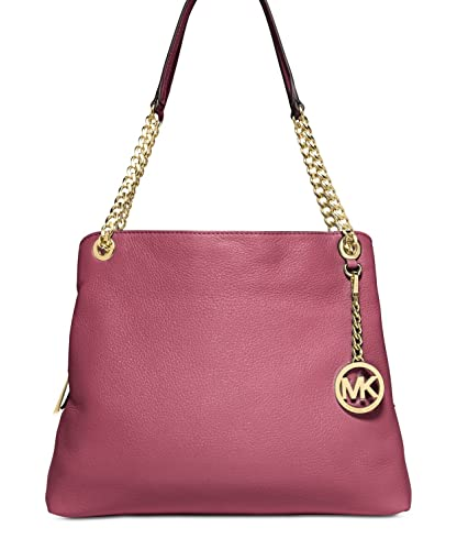 Image Unavailable. Image not available for. Color  michael Kors Jet Set  Large Shoulder Tote Tulip dd969c8689331