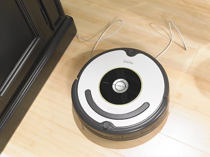 iRobot Roomba 621 - aspiradoras robotizadas (Negro, Gris, Color ...