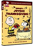 Snoopy - Joyeux Thanksgiving ! [Francia] [DVD]