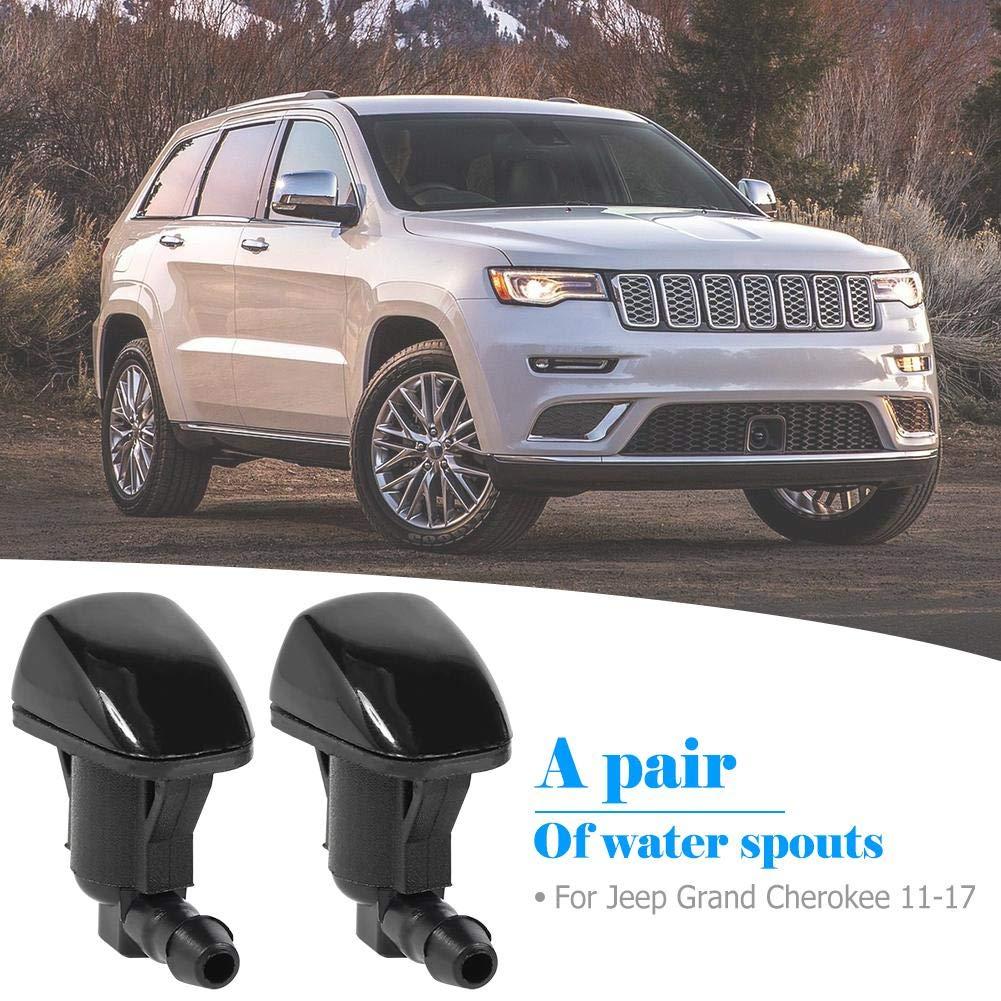 Para Grand Cherokee 11-17 Boquillas para limpiaparabrisas delantero 68260443AA 1 par: Amazon.es: Bricolaje y herramientas