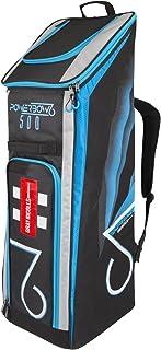 Gray-Nicolls Powerbow6 500, Borsone Uomo, Black/Blue/Silver, Taglia Unica 5309300