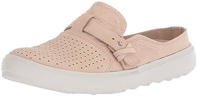 de6ab14eb0d33 Merrell Women's Around Town City Slip On Air Sneaker, Sandstone, 5 Medium US