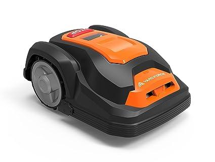 yardf orce SA80 0pro Robot cortacésped, color negro naranja: Amazon.es: Bricolaje y herramientas