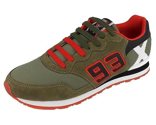 Verde Zapatos Marquez Y es Zapatillas Amazon Verde 45 Marc Munich wU8xXq6A