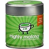 Mighty Matcha Té Verde Matcha Ecológico – Té Matcha Ceremonial 100% Orgánico – Premio de Oro Great Taste – Infusión…