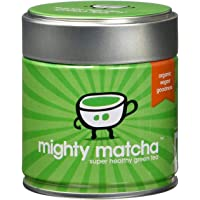 Mighty Matcha Té Verde Matcha Ecológico – Té