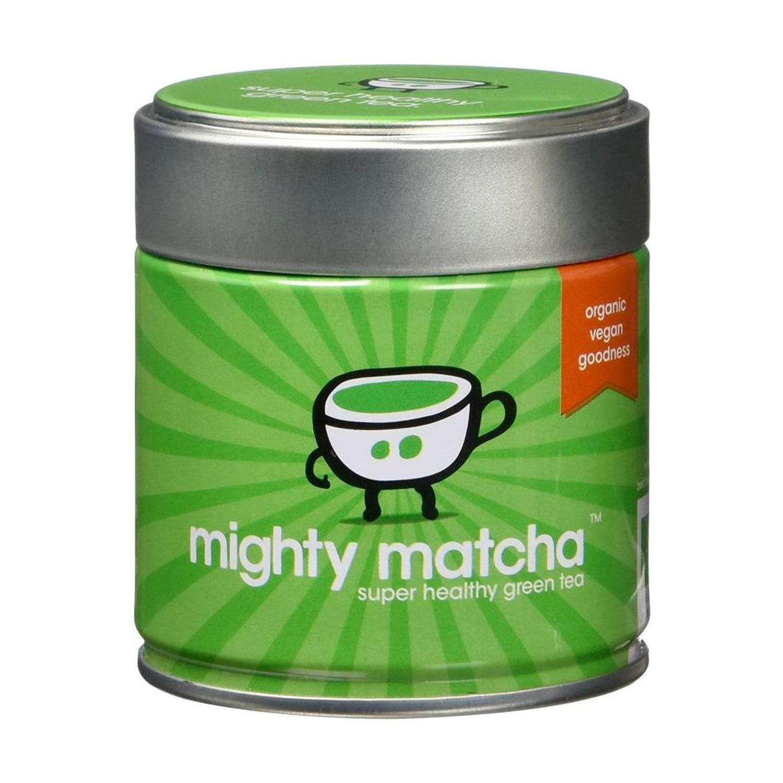 Mighty Matcha Tea | Organic Matcha Green Tea Powder | Ceremonial Grade | Great Taste Winner 2012 | Certified GB-ORG-05 EU Organic | Energy Boost, Detox, Weight Loss | 30 g (pack of 1)