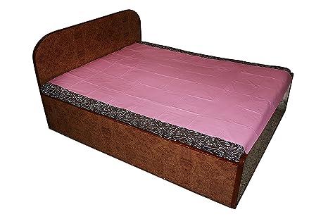 plastic mattress protector. Shahji Creation Plastic Mattress Protector - Double Bed, Assorted S
