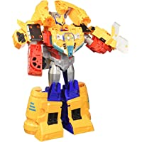 """TRANSFORMERS - Cyberverse Power of the Spark - Optimus Prime Convertible 12"""" Action Figure - Ark Power Spark Armor…"""