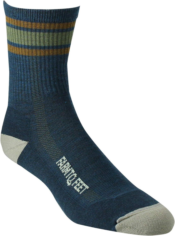 Farm to Feet Unisex North Conway Lightweight 3/4 Crew Merino Wool Socks