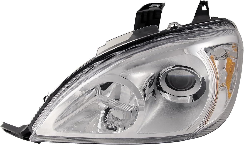 6 inch Driver side WITH install kit -Black 100W Halogen 2009 International CF Side Roof mount spotlight