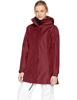 d6f0744e Amazon.com: Helly Hansen Women's Dunloe Waterproof Hooded Rain ...