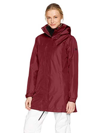 f10ae1ef58250 Helly Hansen Women's Ins Jacket W Aden Insulated Coat, Cabernet, X-Small