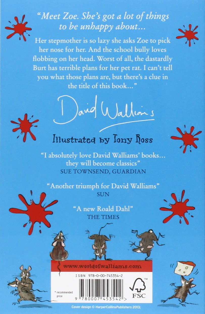 Reviews children s book review demon dentist david walliams - Reviews Children S Book Review Demon Dentist David Walliams 11