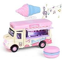 FUN LITTLE TOYS Ice Cream Pull Back Truck