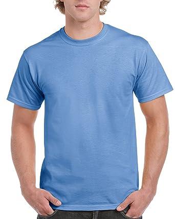 c157cb67122b93 GILDAN Mens Ultra Cotton Short Sleeve T-Shirt: Amazon.co.uk: Clothing