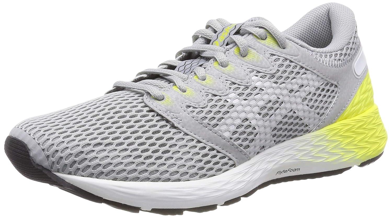 MultiCouleure (Mid gris blanc 021) ASICS Roadhawk FF 2, Chaussures de Running Compétition Femme 40 EU