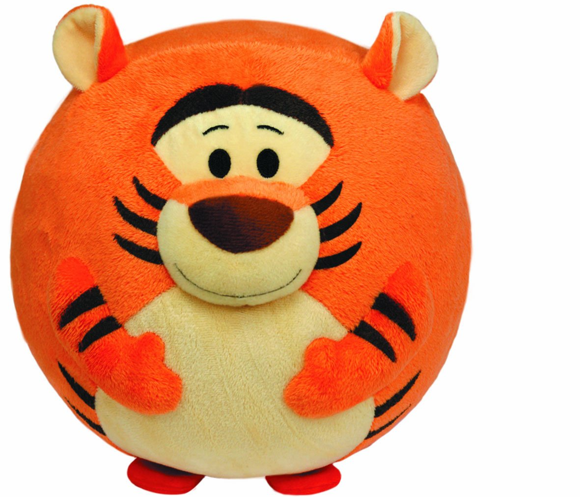 26f73719355 Ty Beanie Ballz Winnie The Pooh Plush