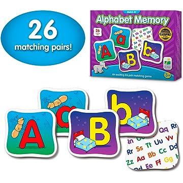 mini The Learning Journey: Match It! Memory Alphabet