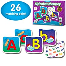 The Learning Journey: Match It! Memory Alphabet