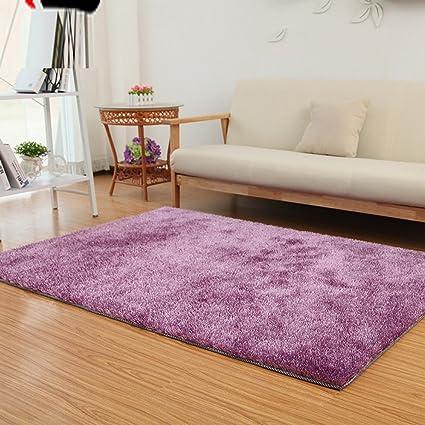 Jii2030shann Living Room Coffee Table Bedroom Carpet Thick Silk Carpets  Windows And Simple Bedside Carpet Shop