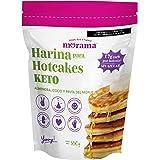 Morama, Harina Para Hotcakes Keto Hecha con Harina de Almendra y Coco - 350 g