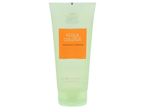 4711 Acqua Colonia Unisex Shower Gel, Mandarine & Cardamom - Gel de ducha unisex 200