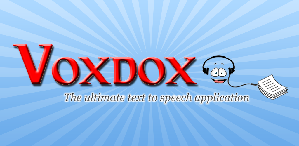 Amazon Com Voxdox Text To Speech Pro Appstore For Android