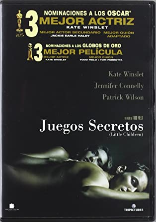 Juegos Secretos Dvd Amazon Es Kate Winslet Noah Emmerich