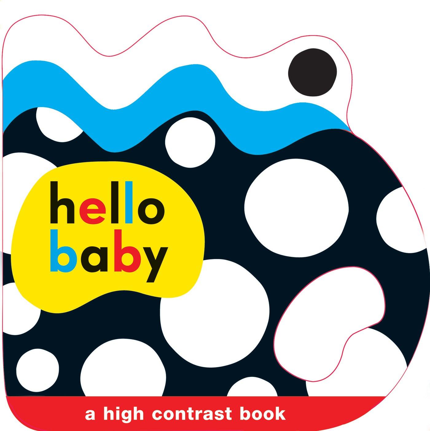 Hello Baby Grip High Contrast