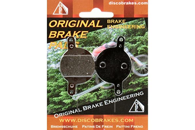 Pins 4 Pairs DiscoB Magura Julie Disc Brake Pads Made With Kevlar MTB DH XC