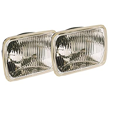 HELLA 003427811 190 x 132mm Series H4 High and Low Beam Headlamp Kit: Automotive