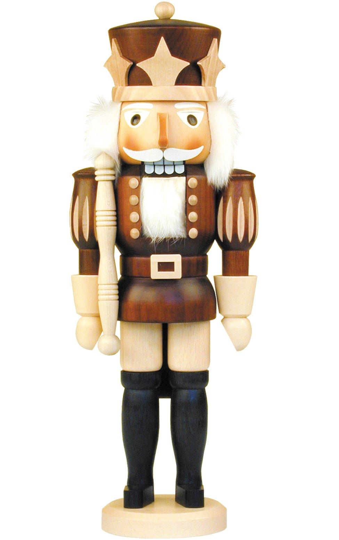 32-355 - Christian Ulbricht Mini Nutcracker - Prince - 15.5''''H x 5.5''''W x 4.5''''D