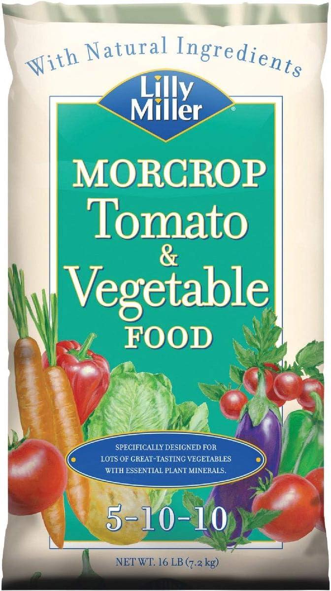 Lilly Miller Morcrop Tomato & Vegetable Food 5-10-10 16lb