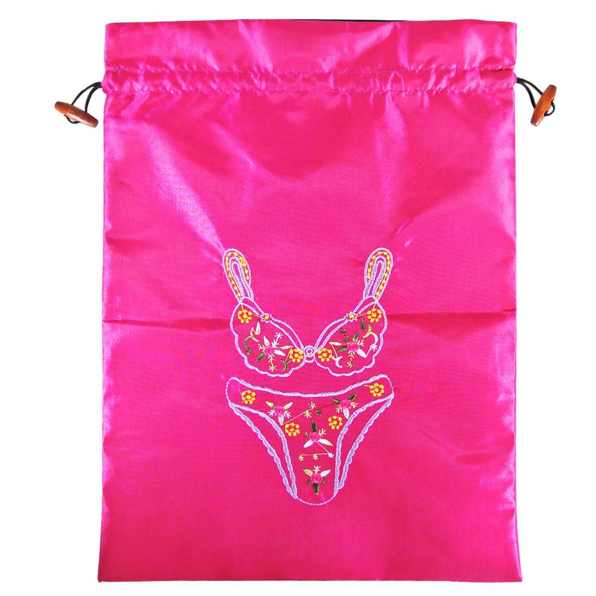 Wrapablesシルク刺繍