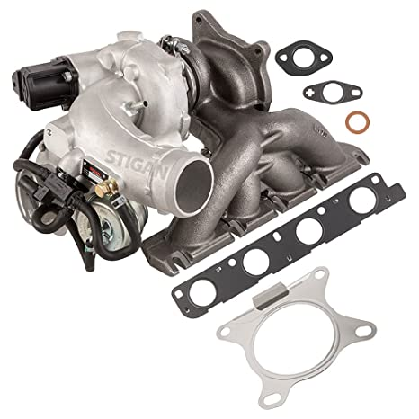 Producto nuevo auténtica stigan K03 Exact Fit Turbocompresor Turbo para Audi y VW 2.0 T –