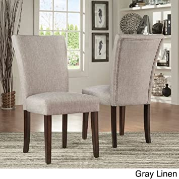 Sensational Amazon Com Inspire Home Catherine Parsons Dining Room Side Creativecarmelina Interior Chair Design Creativecarmelinacom
