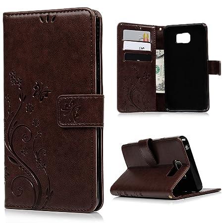 aab86282 Maxfe. Co (N920) cuir-etui Flip Wallet Case for Samsung Galaxy Note ...