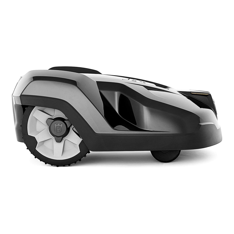 M/ähroboter I Rasenfl/ächen bis 4000 m/² I Steigung bis 45/% I Husqvarna Automower 440
