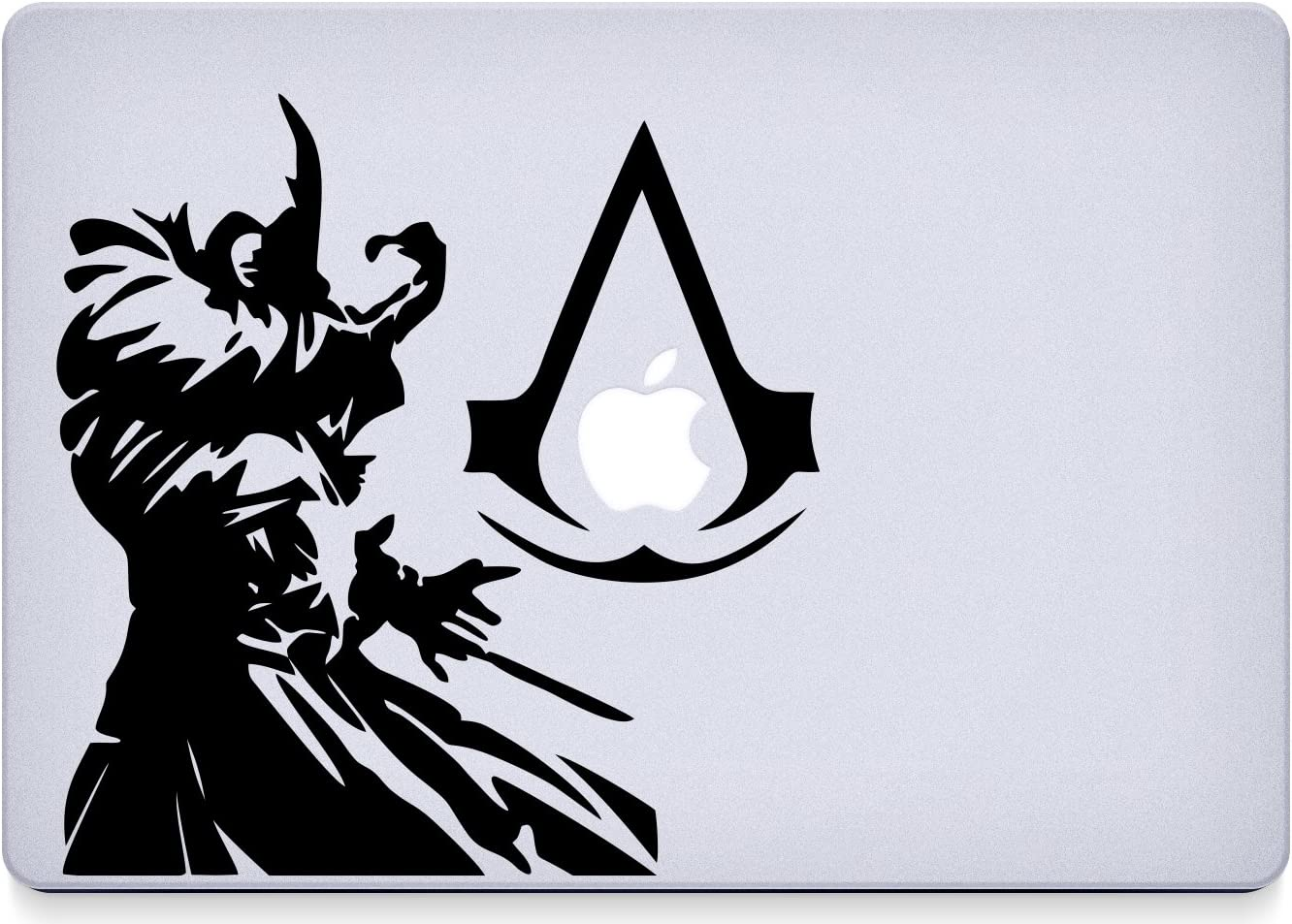 Amazon Com Assassins Creed Macbook Decal Computers