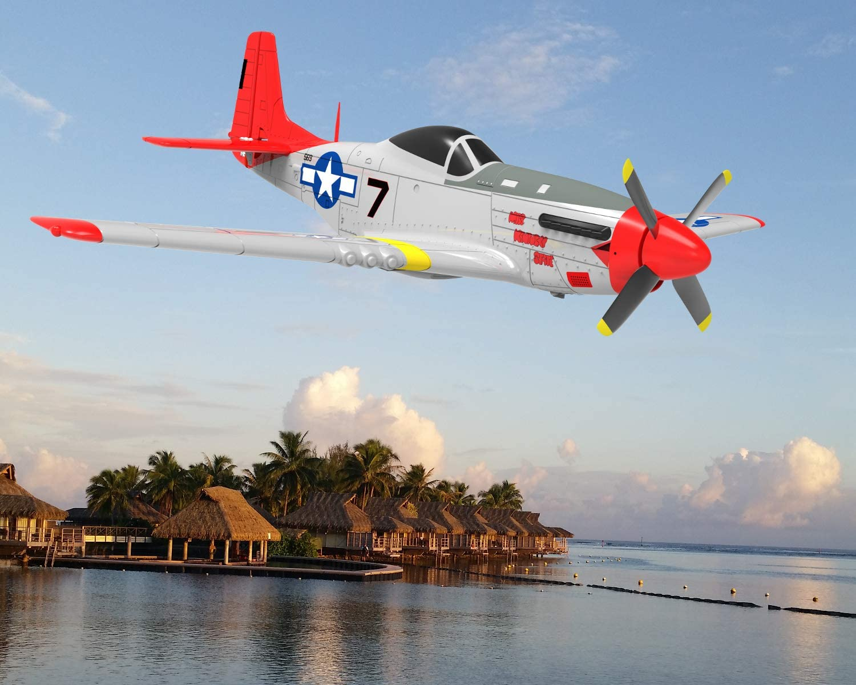 POCO DIVO Ranger-600 Park Flyer 3CH 2.4Ghz RC Airplane 6-Axis Gyro Remote Control Glider Plane EPP Aircraft RTF Beginner Flight