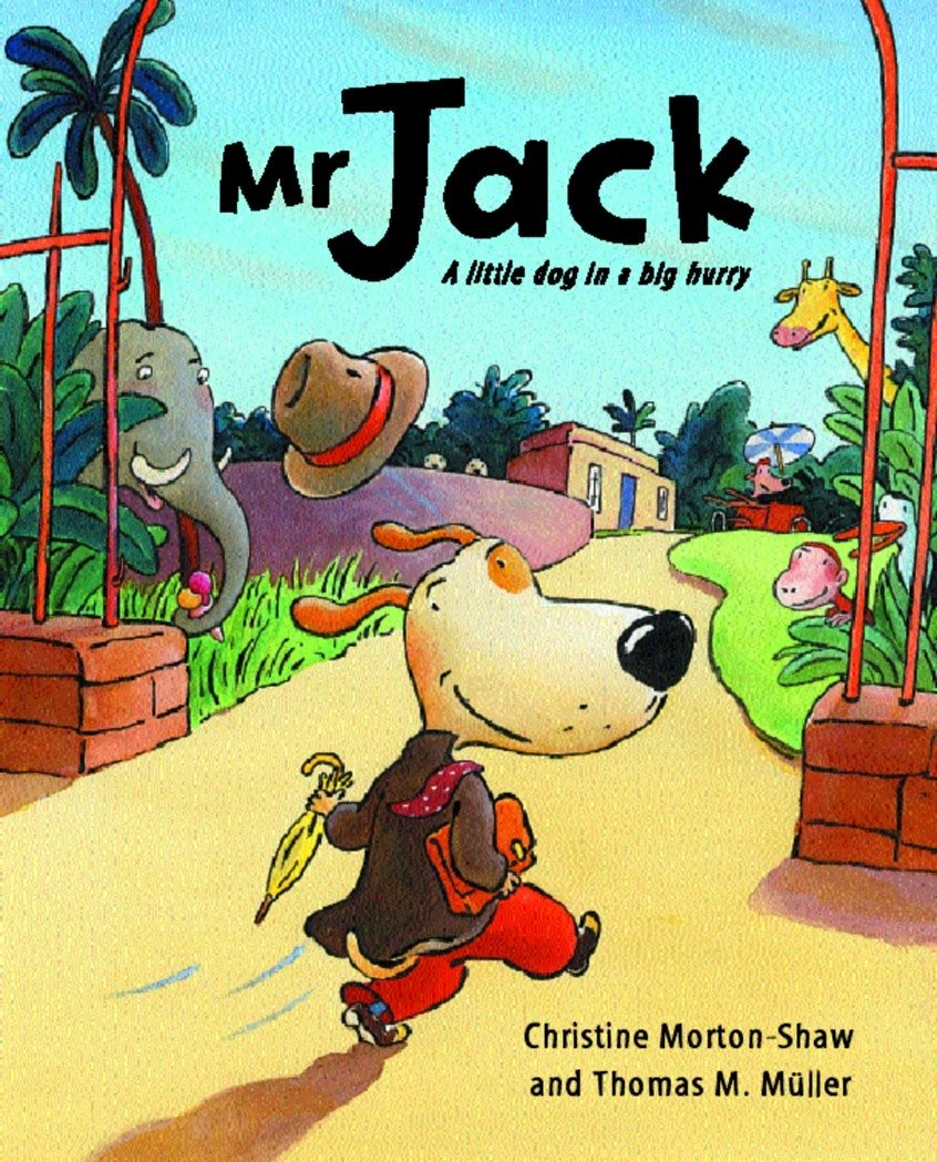 Mr Jack: Amazon.de: Morton-Shaw, Christine, Muller, Thomas: Fremdsprachige  Bücher