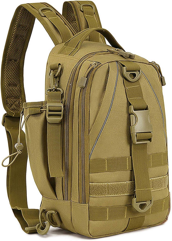 Foldable Backpack Camping Outdoor Travel Bag Back Rucksack Sport 25L Shoulders