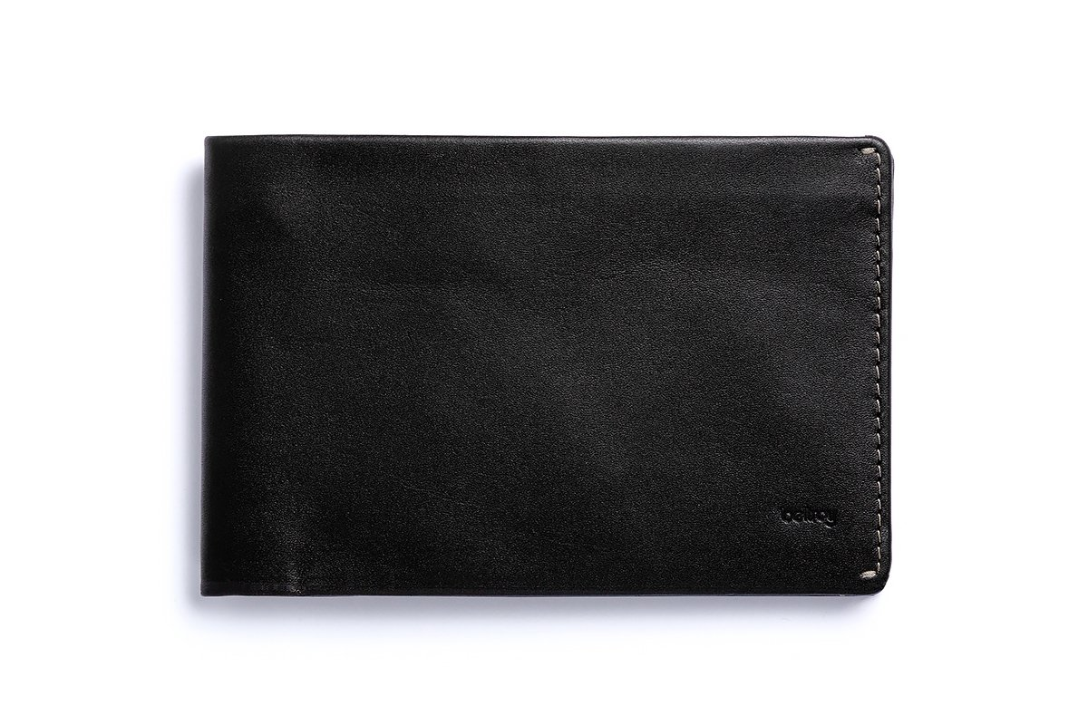 Bellroy Leather Travel Wallet Midnight