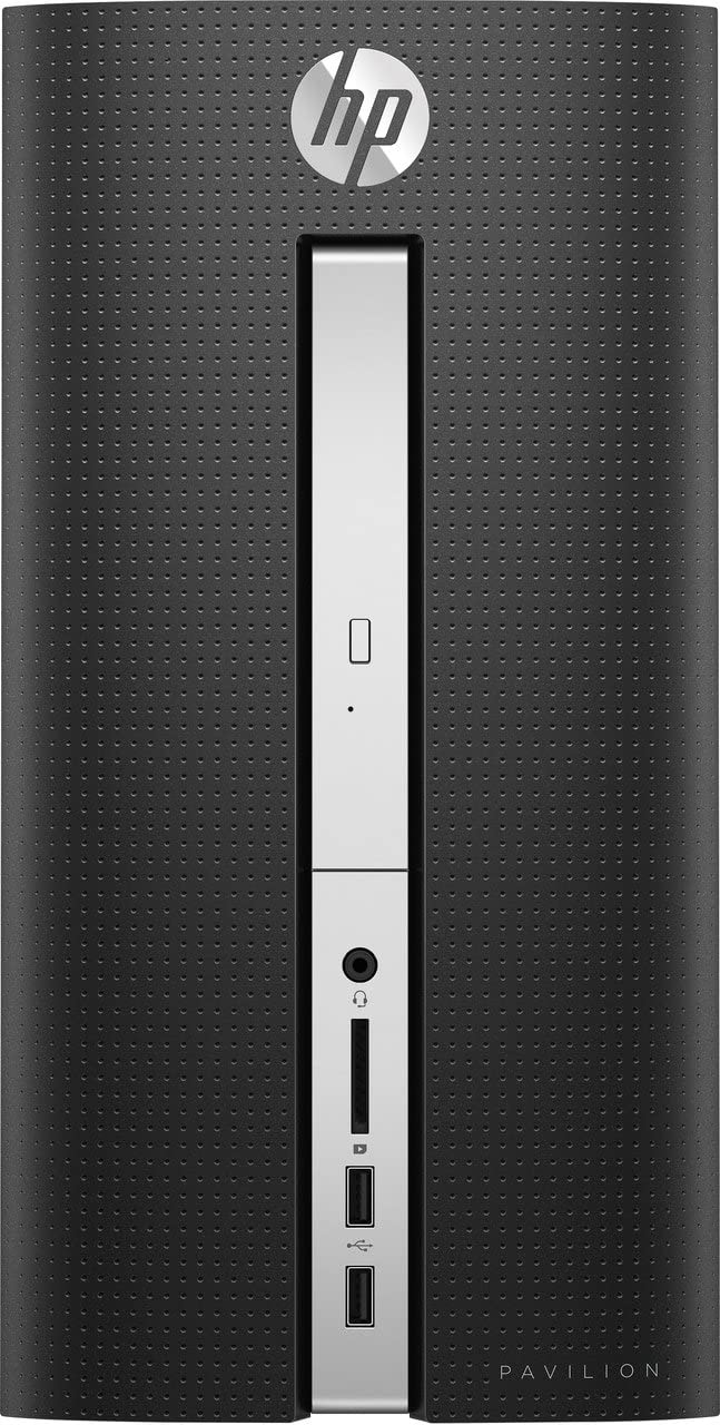 HP Pavilion 570-P017C Z5M32AAR#ABA Tower Desktop (Renewed)