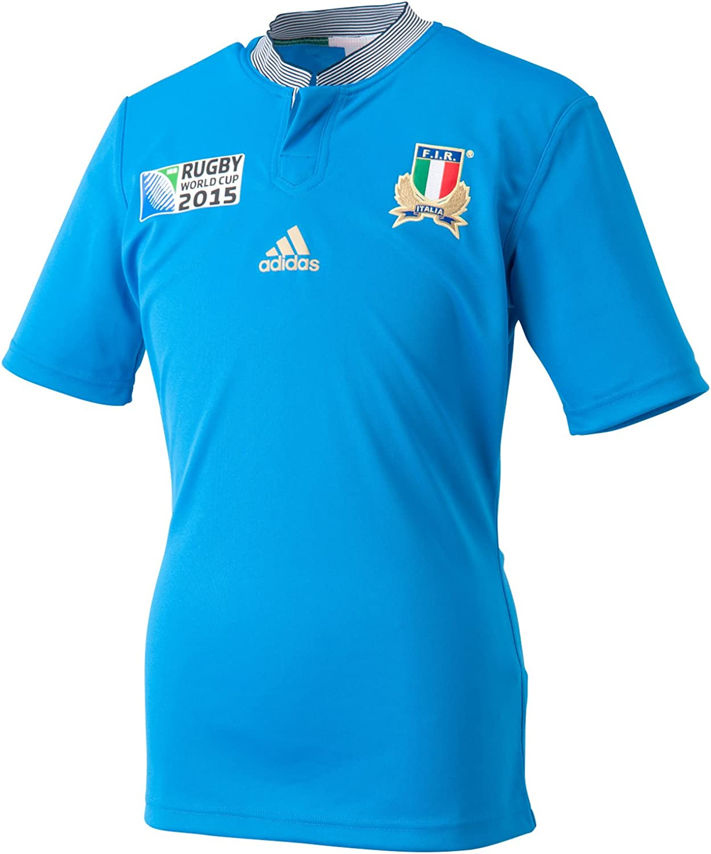 adidas RWC I H JSY - Camiseta para Hombre, Color Azul/Blanco ...
