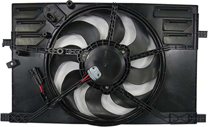 Genuine Mopar Fan Assembly 68360299AA